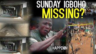 Just in:Sunday igboho Missing (emergency update
