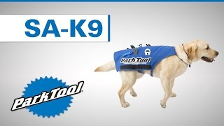 SA-K9 Professional Shop Dog Apron