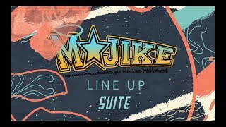 Line up IKE 2018 (suite)