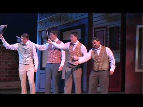 The Music Man- Barbershop Quartet (Goodnight Ladies)