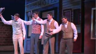The Music Man- Barbershop Quartet (Goodnight Ladies)