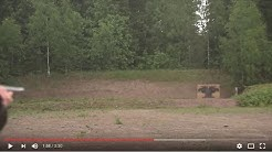 Kivääri - liikkuvan maalin ampuminen