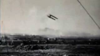 Red Baron c 27/03/1918 - Lost Somme film, 73rd kill...