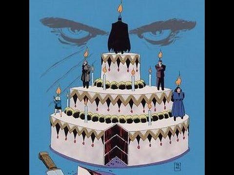 "Batman: The Long Halloween - Chapter 11 ""Roman Holiday"""