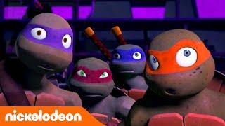 Черепашки-ниндзя | 1 сезон 9 серия | Nickelodeon Россия