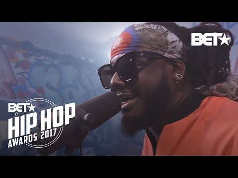 Download Youtube: T-Pain BET Hip Hop Awards 2017 Instabooth Freestyle