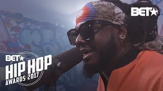 T-Pain BET Hip Hop Awards 2017 Instabooth Freestyle