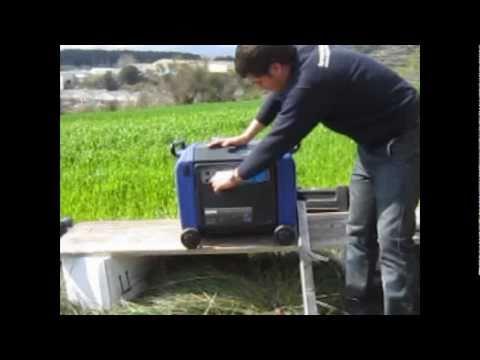 Generador inverter Ciclon 4Kw. Prueba de insonorización | ventageneradores.net