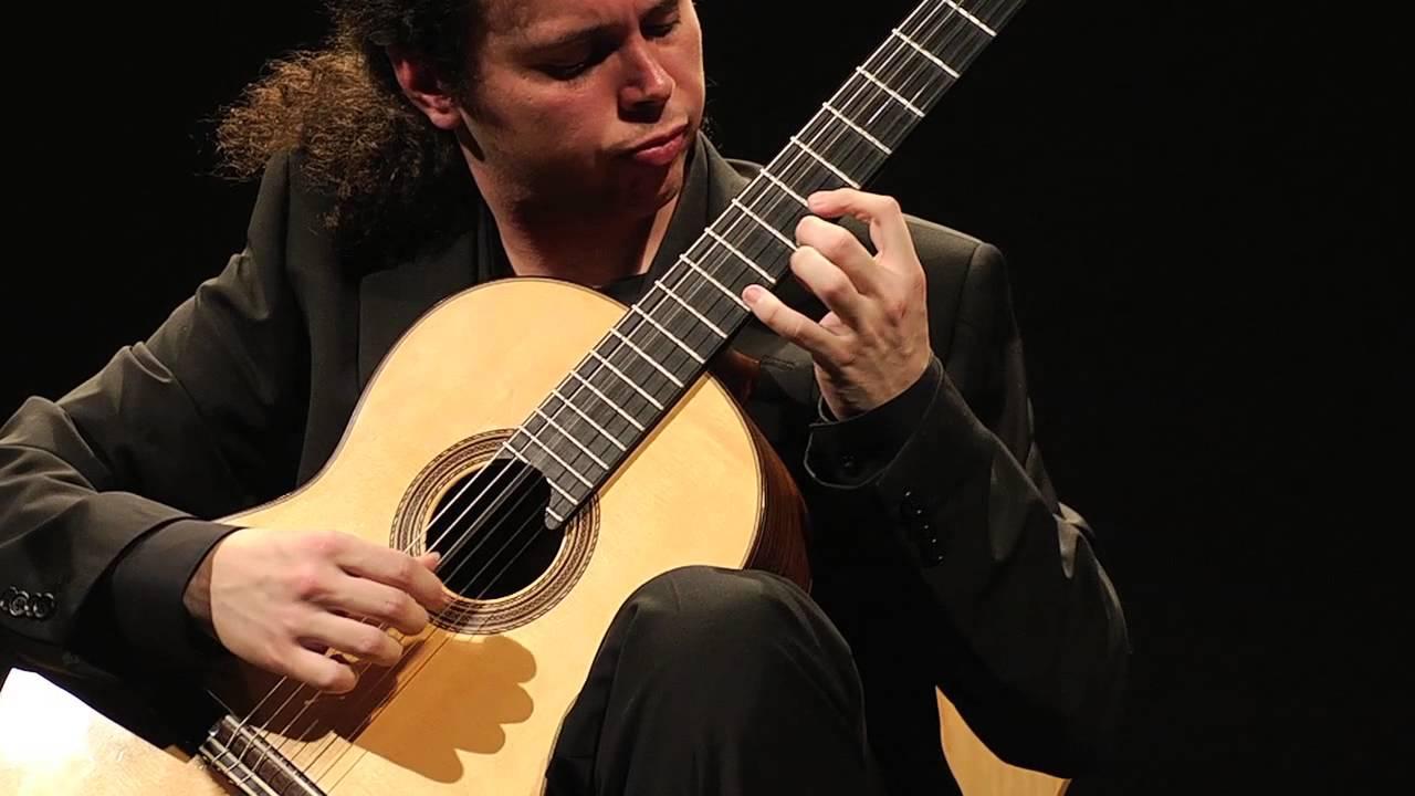 Daniel Guerola - Fantasía op. 7 de Fernando Sor (1778 - 1839)