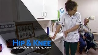 The first 6 weeks after Hip Surgery: Rapid Recovery Hip Replacement