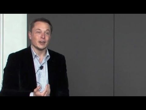 Elon Musk is annoyed by space solar power 2012