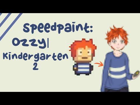 Speedpaint | Ozzy | Kindergarten 2