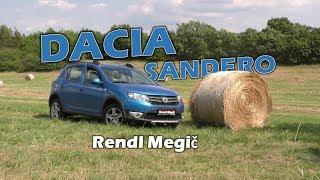 Dacia Sandero - bude motor 0,9 Tce stačit? /Rendl Megič/