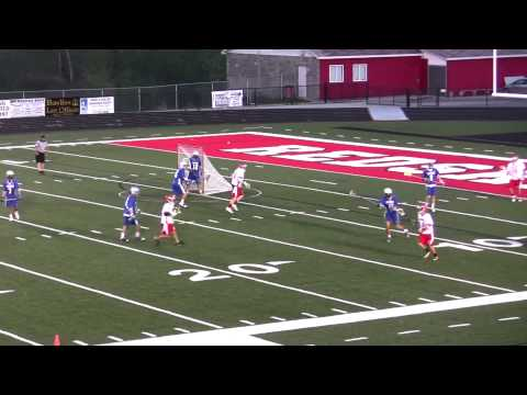 Hurricane High Lacrosse vs Capital (called at halftime due to weather)