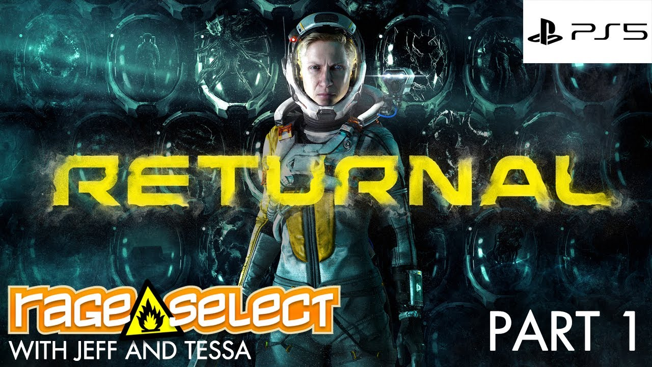 Returnal (The Dojo) Let's Play - Part 1