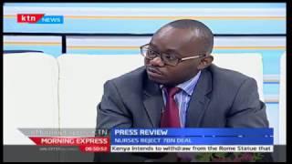 President Uhuru contradicts CS Nkaissery over Naivasha Tragedy