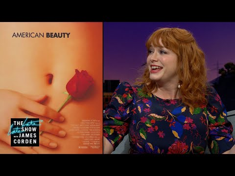 Christina Hendricks Is The 'American Beauty' Hand