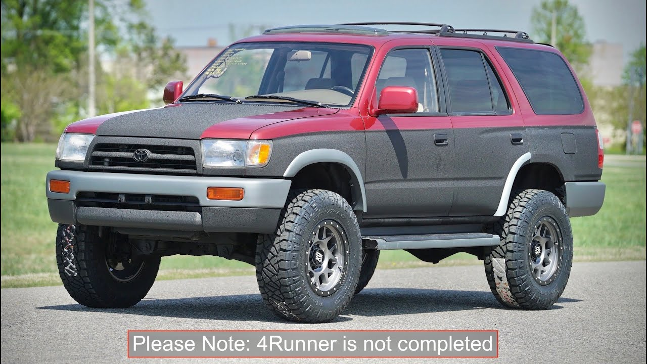 Lifted 4runner For Sale >> Davis Autosports Custom Das 4runner All New Parts For Sale Lifted