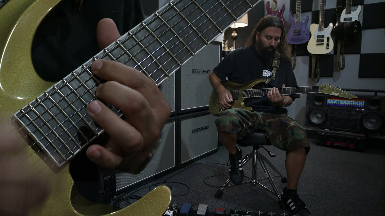 Download Deftones – Be Quiet and Drive (Far Away) [Stephen Carpenter Play-Through]