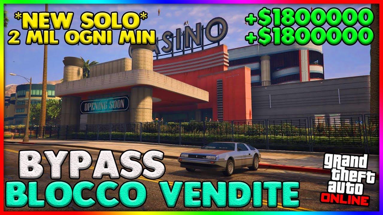 New SOLO Glitch BYPASS BLOCCO VENDITE GTA 5 Online ITA - 2 Milioni Ogni Minuto Soldi Infiniti