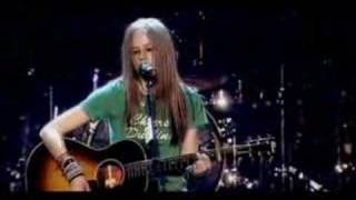 Download Avril Lavigne Cries on her Concert ( Tomorrow ) MP3 song and Music Video