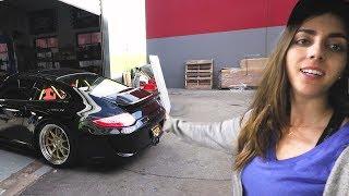 Chill Day = NEW Porsche 997 Titanium Exhaust