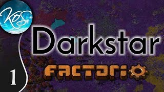 Factorio Darkstar Ep 1: I AM THE ANTIPASTA - Modded MP w/ Caledorn & Aven, Let