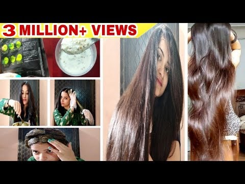 मेहंदी-में-सिर्फ-2-चीज़-मिलाने-से-ऐसा-result-मिलेगा-|-henna-hair-mask