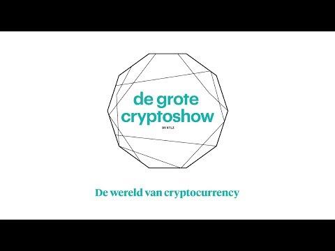 RTLZ: De Grote Cryptoshow - De wereld van cryptocurrency