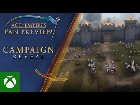 Age of Empires: Fan Preview - Norman Campaign Reveal