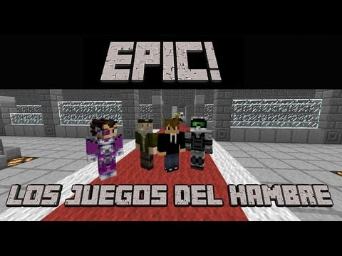 EPIC!!! Los Juegos del Hambre con Vegetta, Willyrex y StaxX - [LuzuGames]