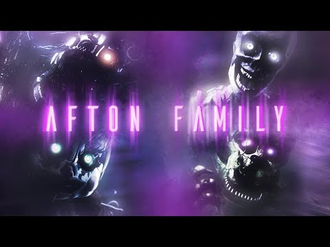 "[FNAF | SFM] ""Afton Family"" - KryFuZe (Russell Sapphire Remix)"