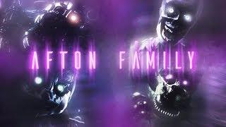 - FNAF SFM Afton Family KryFuZe Russell Sapphire Remix
