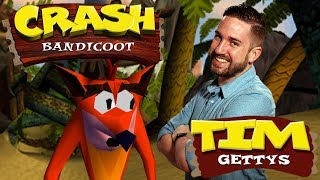 Crash Bandicoot vs Tim Gettys