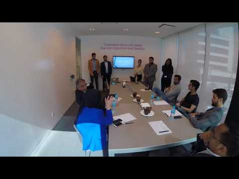 Focus group at Hult International School of Business in Dubai Part 2