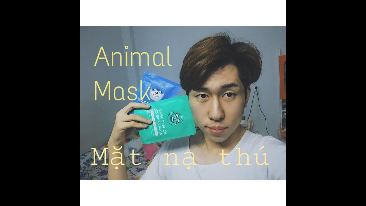 Tập 2: REVIEW và TEST Mặt Nạ Thú – Character/Animal Mask SNP
