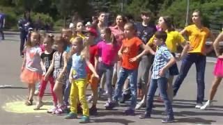 видео Детский праздник на 1 июня в День защиты детей!
