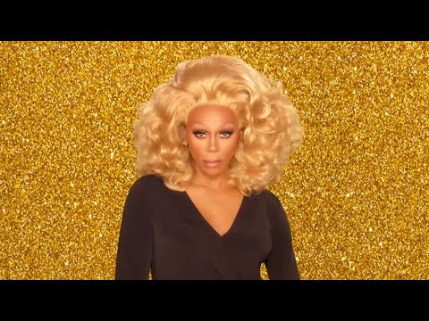 RuPaul - Mighty Love (Music Video)