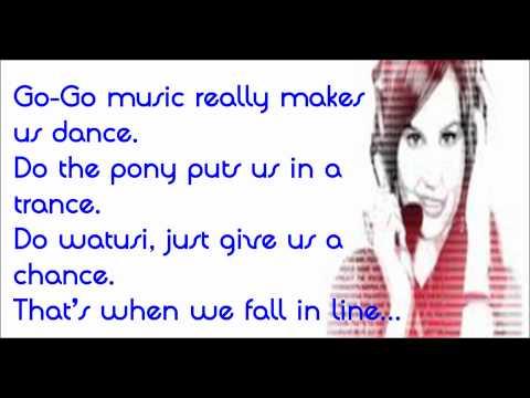 Debby Ryan - We Got The Beat -Lyrics- Full Version + DL Link - From Disney's Movie 'Radio Rebel'