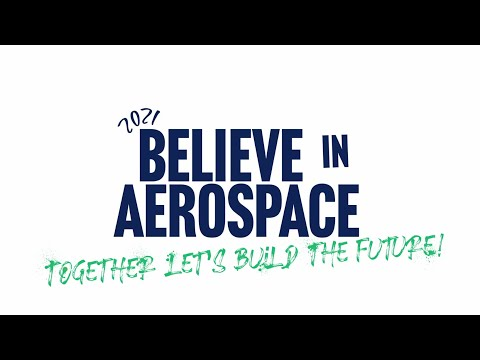 2021: believe in aerospace!