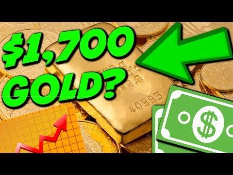 $1,700 GOLD SOON?