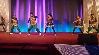 Adaludan padalai kettu song from motta siva ketta siva movie dance performance by KDH dancer Malaysi