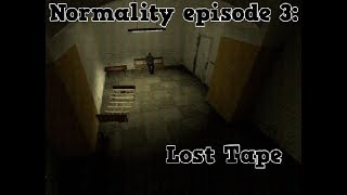 Normality ep 3: The Tape