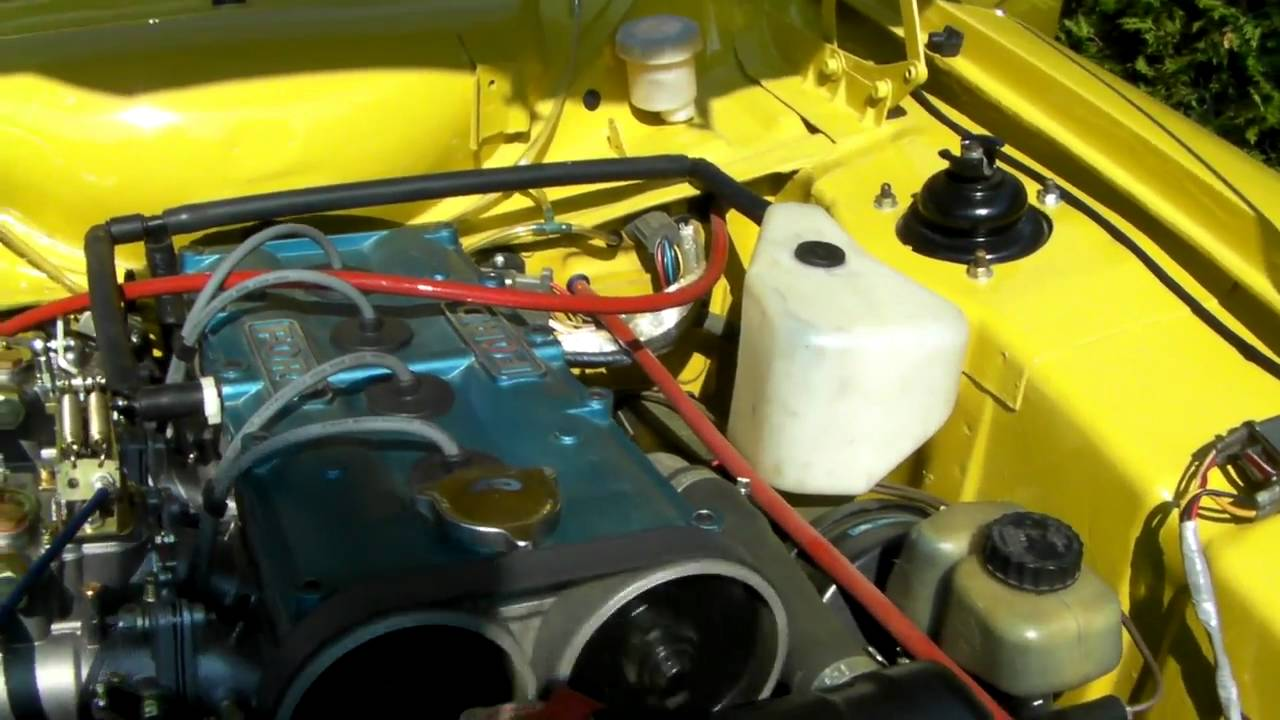 Ford Escort mk1 rs1600 Cosworth BDA -
