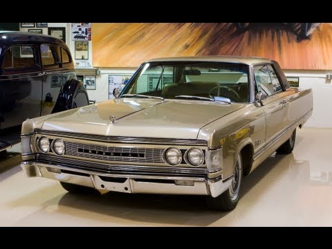 1967 Chrysler Imperial Crown Coupe - Jay Leno