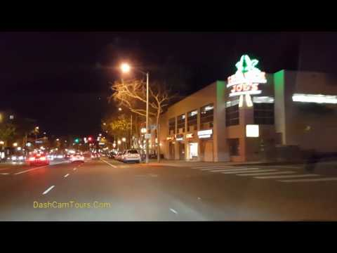 Los Angeles Monday Night Driving Tour: Blooming Vines