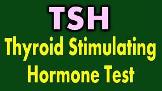 TSH test explained | Thyroid stimulating hormone test | Thyroid function test | Blood TSH test