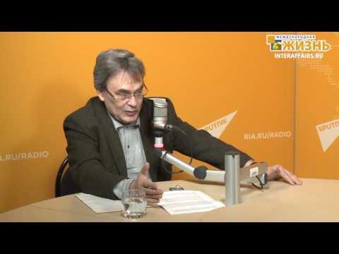 Лесков С.Л., обозреватель Общественного Телевидения России, журналист, писатель, часть 1
