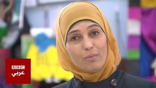 حنان الحروب  المدرسة الفلسطينية التي فازت بجائزة أفضل مدرس في العالم