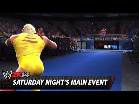 WWE 2K14 Community Showcase: Saturday Night's Main Event ...